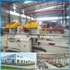 Production des machines en aluminium de guichet en aluminium