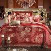 Luxe en Comfortabele Textiel Katoenen/van het Beddegoed Poltester Vastgestelde Hoogstaand voor Hotel/Huis