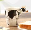 Caneca de café feita sob encomenda cerâmica barata do Teacup 3D para o uso Home
