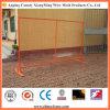 Poudre Sprayingtemporary Wire Mesh Fencing avec Middle Brace