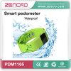 Wristband perdido esperto da saúde do relógio de Bluetooth podómetro impermeável do anti