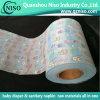 Fita tricotada para matérias-primas de fraldas para bebês