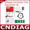 Herramienta auto de la corrección del kilometraje de Digimaster 18 del programador del odómetro
