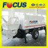 60cbm/H Concrete Pump Trailer
