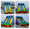 Doppeltes Land Inflatbale Slide, Inflatable Giant Jumbo Slide für Sale B4114