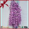 arqueamiento rizado iridiscente de la cinta 3PCS/Set/arqueamiento que se encrespa/embalaje de arqueamientos de las decoraciones del arqueamiento/de la boda de Curlied