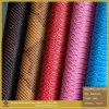 Qualitäts-Form-Entwurfs-synthetisches Leder für Beutel und dekorativ (BD005110)