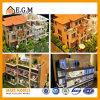 Modelo da casa de campo/modelo do edifício/modelos do modelo bens imobiliários/edifício residencial/fatura modelo arquitectónica