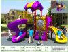 Campo da gioco per bambini del castello di Kaiqi di medie dimensioni di serie (XBSK0303B)