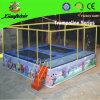 Trampoline 2 кроватей с трапом