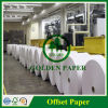 75GSM 80GSM 90GSM Uncoated Woodfree Offset Paper