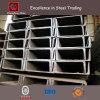Q235 U Channel van Mild Steel voor Structural Material (CZ-C95)