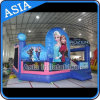 Novo design inflável princesa castelo de salto para Meninas Birthday Party