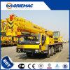 Sany Stc550h GOSTが付いている50トンのトラッククレーンの環境に優しい移動式トラッククレーン55トンの