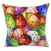 Cubierta decorativa impresa del amortiguador del huevo de Pascua