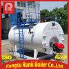 Horizontale Boiler van de Olie van de lage Druk de Thermische voor Industrie