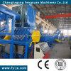 300-1000kg überschüssiger PP/PE Film-Plastikaufbereitenmaschinen-Zeile