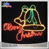 休日の装飾Ce/RoHS LEDの魔法のメリークリスマスの文字のモチーフライト