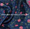 Tissu d'impression de fleur de polyester tissé par dessin animé pour le tablier de vêtement/sac/cuisine
