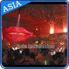 Balão vermelho de anúncio inflável do bordo para a feira profissional, balões de voo