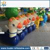 Cheval gonflable géant personnalisé à vendre le jeu gonflable d'équitation