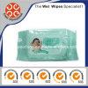 Il bambino all'ingrosso pulisce i Wipes poco costosi dell'olio di bambino del Wipe bagnato
