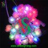 Цветастый свет шнура СИД для украшения рождества