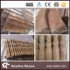 Imperial unico & cinese Gold/Own Quarry Marble per Baluster