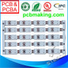 LED Aluminium Base Board, PCB voor SMD Light Source Module Parts met Cutting Line