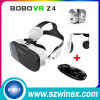 Bobo Z4 Google Cardboard Virtual Reality 3D Glasses+Mini Joystick