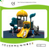 Kaiqiのグループのかわいい城のFoofの子供のスライドの運動場装置