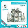 производственная линия машина питания кролика 1-3t/H лепешки
