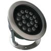 304 S/Sの極度の54W RGB LED Underwater Light