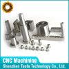 CNC de encargo de la precisión que da vuelta y que muele a piezas de metal trabajadas a máquina