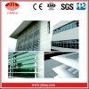 Mur rideau de ventilation en aluminium de mur rideau de surplomb de matériau de construction (Jh04)