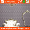 Papier peint de PVC de conception moderne pour des matériaux de décoration