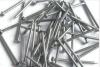 Le fil commun cloue l'ongle en acier