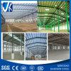 Estructura de acero del marco de acero del almacén ligero de la estructura (JHX-R017)