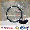 高品質の自然な自転車の内部管27.5X2.125