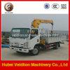 Isuzu 4 Ton Telescopic Boom Truck Mounted Crane auf Sale