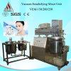 Vem250 de vacío de la máquina emulsionante para Crema Pomada