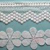 Heißer Verkauf wasserlösliche Embroideried Spitze-Polyester-Hochzeits-Spitze
