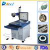 Máquinas de la máquina del laser del metal de la fibra del CNC de la velocidad rápida 20With30W para el certificado del Ce de la venta