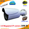 3.0 IP 30m IR Color Waterproof Camera de megapixel