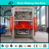 Auto Multi Type Block Making Molding Machine para Big Production