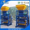 Machine de fabrication de brique utilisée par Qt40-1 de machines de Wante à vendre
