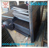 Black estándar Steel Bar Grating para Walkway