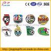 Значок металла футбола высокого качества 2016 таможен, Pin Laple
