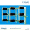 12 - 38.5 chilovolt, 400 - 4 000 un Exterior Disconnect Switch/Media-Voltage/Fused