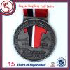 Изготовленный на заказ мягкое медаль медальона логоса американского флага эмали